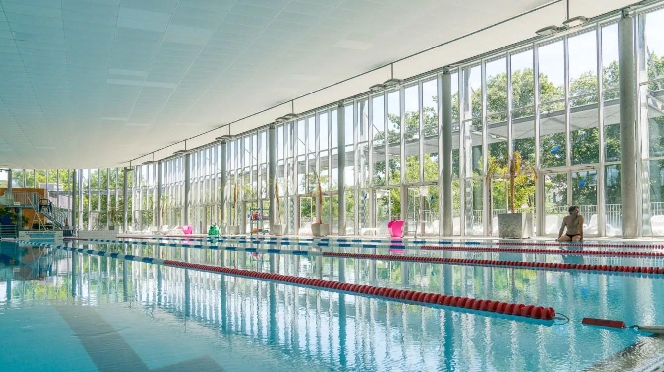 Piscine  Nantes  Venez nagez  la piscine du Petit Port  Nantes