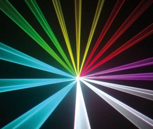 Laser color fire 1200 ghost quater Nantes Sono