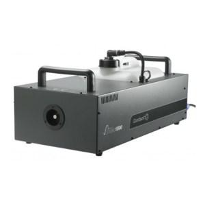 Location Machine à fumée DMX 230V 1500W 566m3 par minute avec télécommande HF - Nantes Sono - Location et Vente de matériel de sonorisation de lumière et de vidéo à Nantes (44)