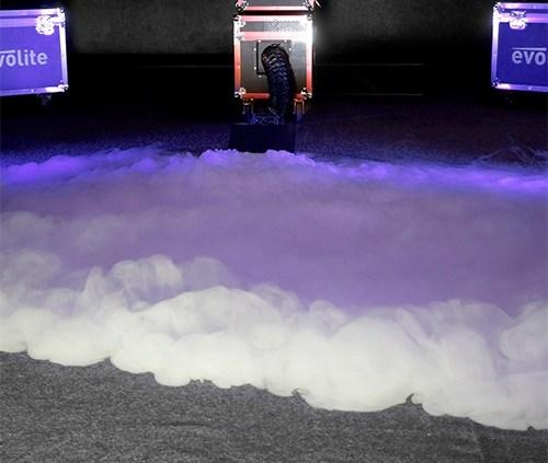 Machine à fumée lourde Evolite - Heavy Fog 2000 - Sono 85 - Sono Nantes - Location et vente de matériel de sono de lumière et de vidéo