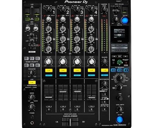 Location Table de Mixage PIONEER DJM-900 NEXUS 2 - Sono 85 - Sono Nantes - Location de matériel de sono de lumière et de vidéo