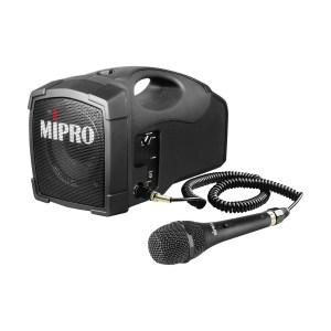 Sono Portable MIPRO MA 101C - Nantes Sono - Location de matériel de sonorisation de lumière et de vidéo à Nantes (44)