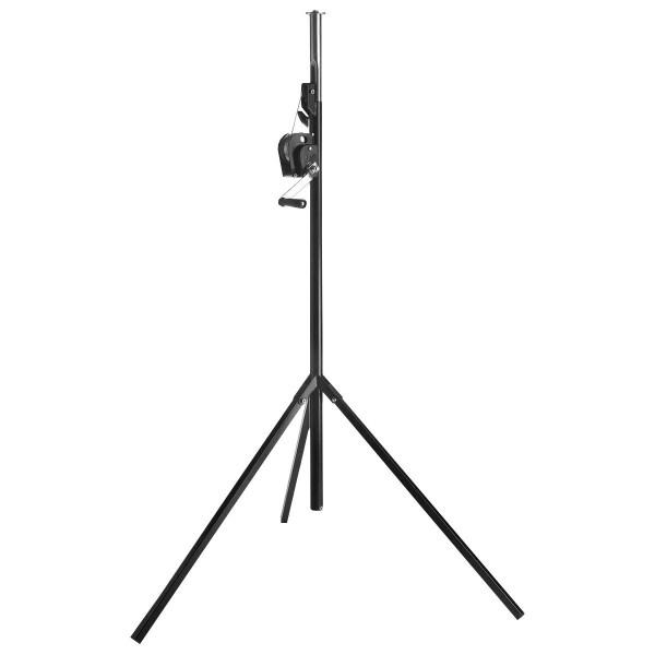 Pied de levage à treuil 2,70m charge 60 kg ASD ALT 270 - Nantes Sono - Location et vente de matériel de sonorisation de lumière et de vidéo à Nantes (44)