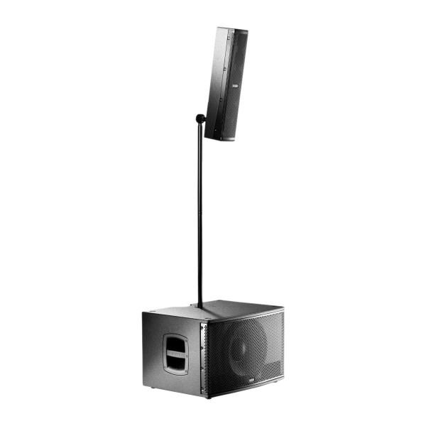 Système Amplifié 1000 W RM- Nantes Sono - Location et Vente de matériel de sono de lumière et de vidéo à Nantes (44)