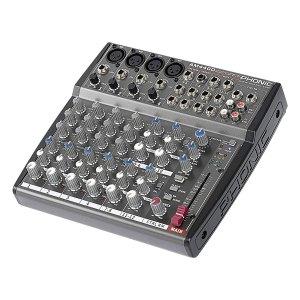 Console de mixage PHONIC AM 440D - Nantes Sono - Location et vente de matériel de sono de lumière et de vidéo à Nantes (44)