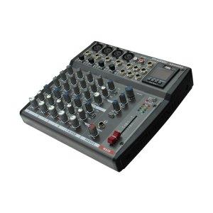 Console de mixage PHONIC AM 440DP - Nantes Sono - Location et vente de matériel de sono de lumière et de vidéo à Nantes (44)