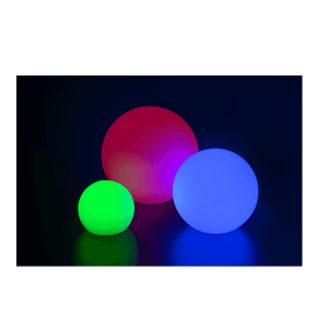 Sphère de Décoration Lumineuse ALGAM LIGHTING S-20 - Nantes Sono - Location et vente de matériel de sono de lumière et de vidéo à Nantes (44)