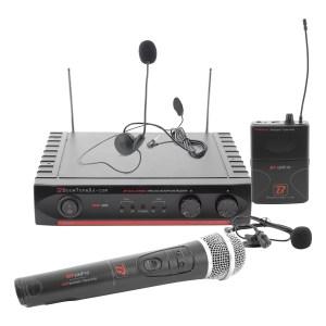 Système Micros BOOMTONE DJ UHF 20MHL F5 F6 - Nantes Sono - Location et vente de matériel de sono de lumière et de vidéo à Nantes (44)