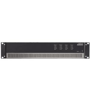 Amplificateur 100v - 4 x 120W - 4 canaux AUDAC - CAP412 - Sono 85 - Sono Nantes - Vente de matériel de sonorisation de lumière et de vidéo - France