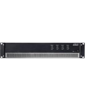Amplificateur 100v - 4 x 480W - 4 canaux - AUDAC - CAP448 - Sono 85 - Sono Nantes - Vente de matériel de sonorisation de lumière et de vidéo - France