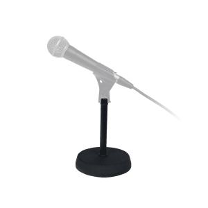 Pied de micro de table embase lourde RTX MTDX - Sono 85 - Sono Nantes - Location et vente de matériel de sono de lumière et de vidéo