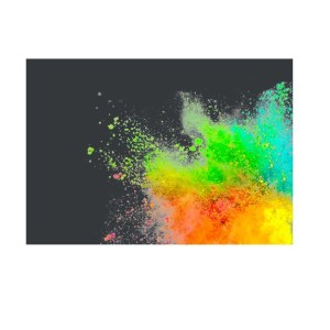 Poudres Colorées Festives