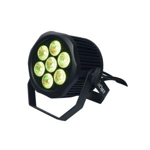 Projecteur Etanche à LED 7 x 12W RGBWAU IP65 ALGAM LIGHTING IP-PAR-712-HEX - Nantes Sono - Location de matériel de sonorisation de lumière et de vidéo à Nantes (44) France