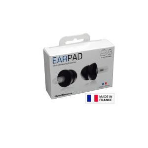 Protection Auditive EARSONICS EARPAD - Nantes Sono - Vente de matériel de sonorisation de lumière et de vidéo à Nantes (44) France
