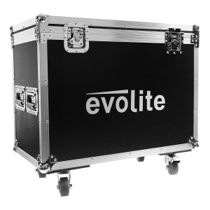 EVOLITE EVO SPOT 250Z FLIGHTCASE 2IN1 - Sono 85 - Sono Nantes - Vente de matériel de sonorisation de lumière et de vidéo - France