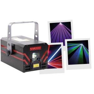 Laser Professionnel EVOLITE M3000 - Sono 85 - Sono Nantes - Vente de matériel de sonorisation de lumière et de vidéo - France