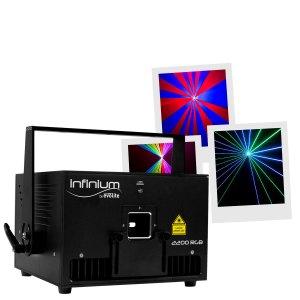 Laser Professionnel INFINIUM 2200 RGB - Sono 85 - Sono Nantes - Vente de matériel de sonorisation de lumière et de vidéo - France