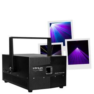 Laser Professionnel INFINIUM 25 000 RGB FB4 - Sono 85 - Sono Nantes - Vente de matériel de sonorisation de lumière et de vidéo - France