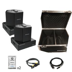 Pack 2 Machines à Etincelles SPARKULAR SPIN - Sono 85 - Sono Nantes - Location et Vente de matériel de sono de lumière et de vidéo