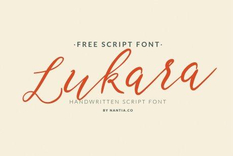 Lukara Script Font – Free Download