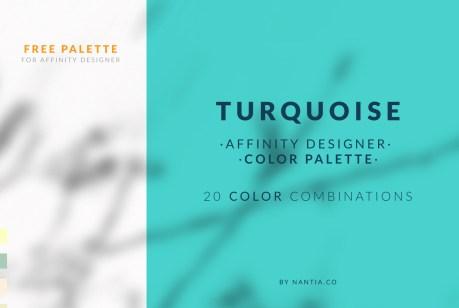 Free Affinity Designer Color Palette