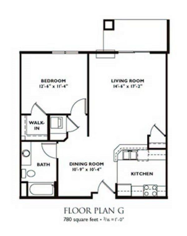 Madison Apartment Floor Plans