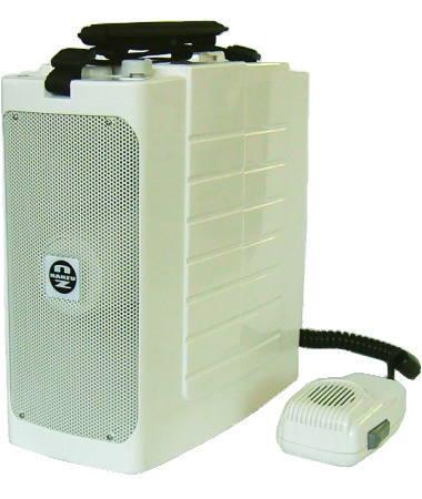 NZ-604W ショルダー型拡声器