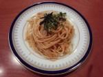 簡単!たらこスパゲティの作り方(レシピ)