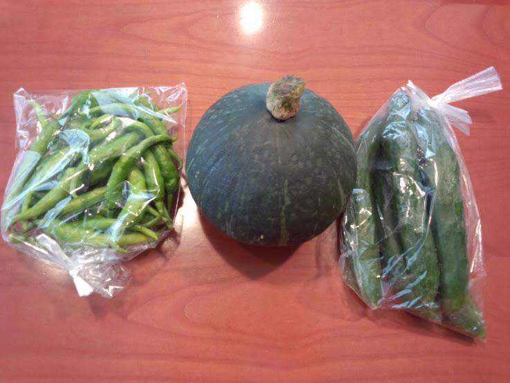 箕面 野菜個人売買