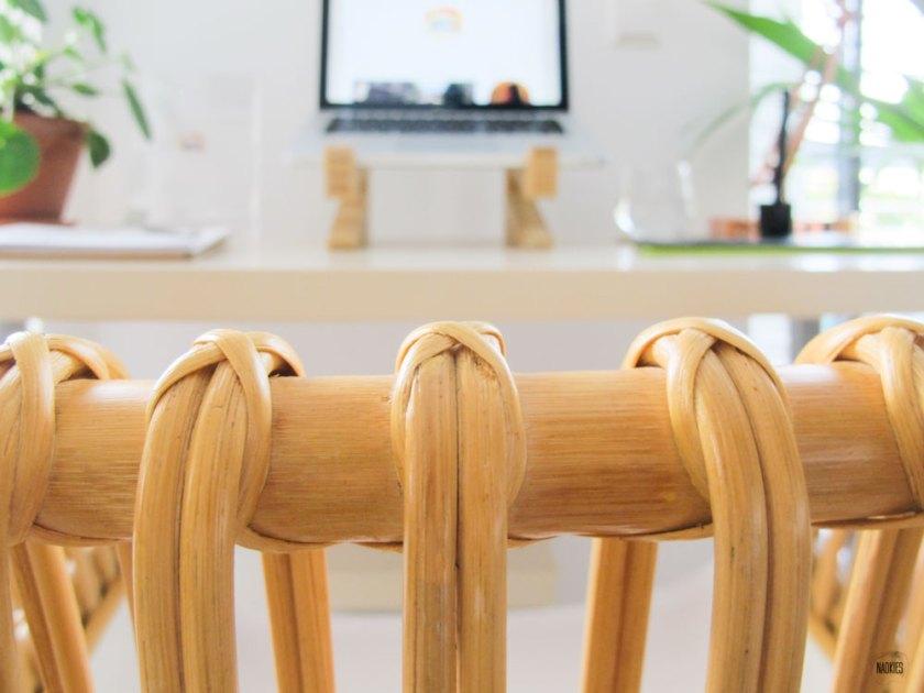 Ik ♥ wonen_bureau_restyling_Marcel_Wanders_Cyborg_Chair_macbook