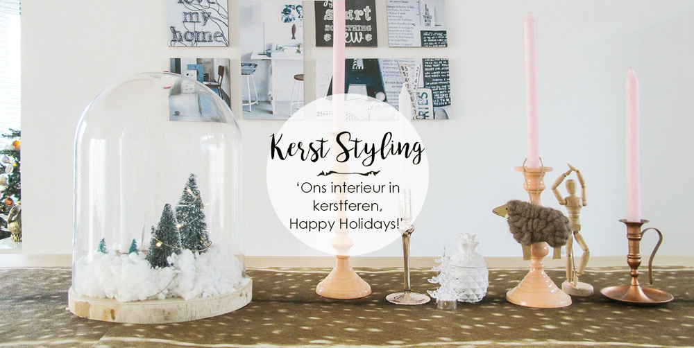 kerst styling bij ons thuis