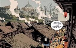 Manila, in the 1600's.