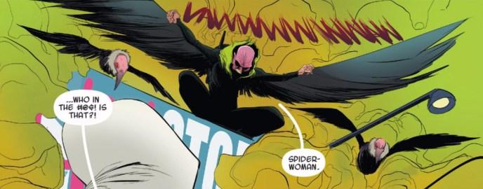 Vulture nunca se había visto tan bien.