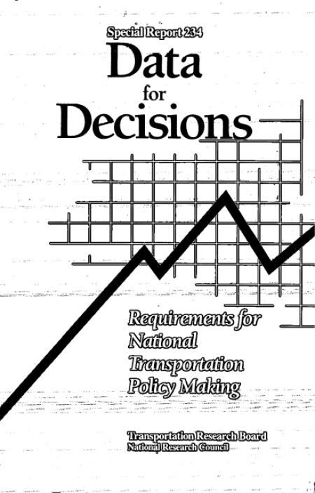 Data for Decisions: Requirements for National