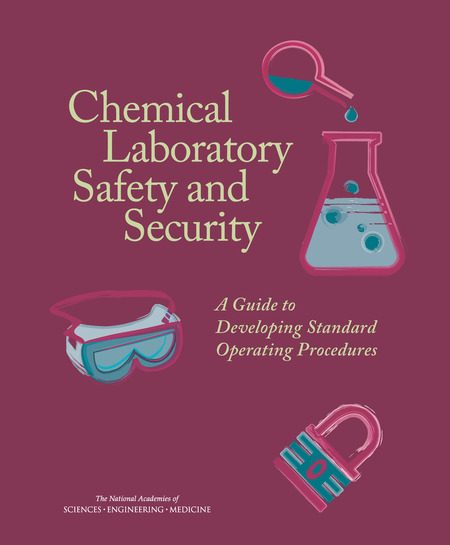 1 STANDARD OPERATING PROCEDURES FOR CHEMICAL SAFETY