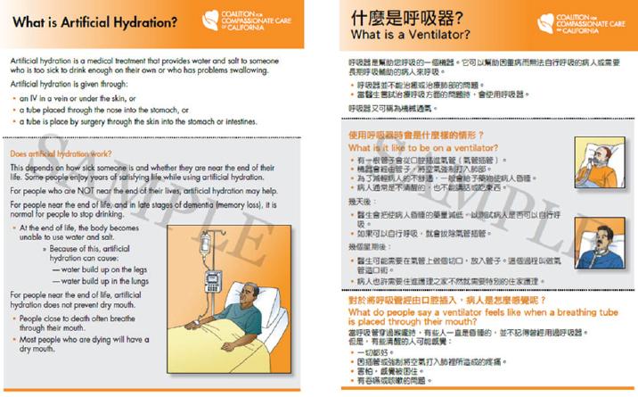6 Health Literacy In Palliative Care Programs Health