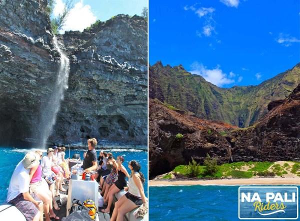Na Pali Coast Kauai Boat Tours