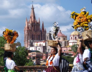 San Miguel de Allende is rich with history, culture and celebrations