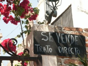 We purchased a FSBO called here Se Vende Trato Directo...or for sale by direct deal