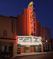 Uptown Theater in Napa, Napa Valley