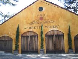 Andretti Winery, Napa Valley