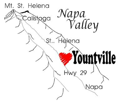 Yountville, Napa Valley