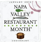 Napa Restaurant Month