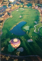 Vintner's Golf Course, Yountville, Napa Valley