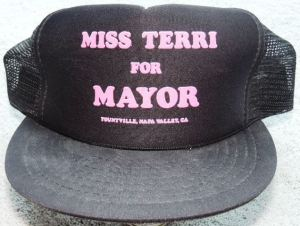 Miss Terri for Mayor