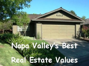 Napa Valley's Best Values
