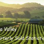 Napa Valley upper valley real estate sales 2nd quarter 2018