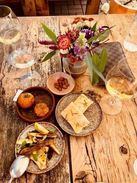 Tarde Deliciosa com Degustação na Fazenda Scribe Winery 7