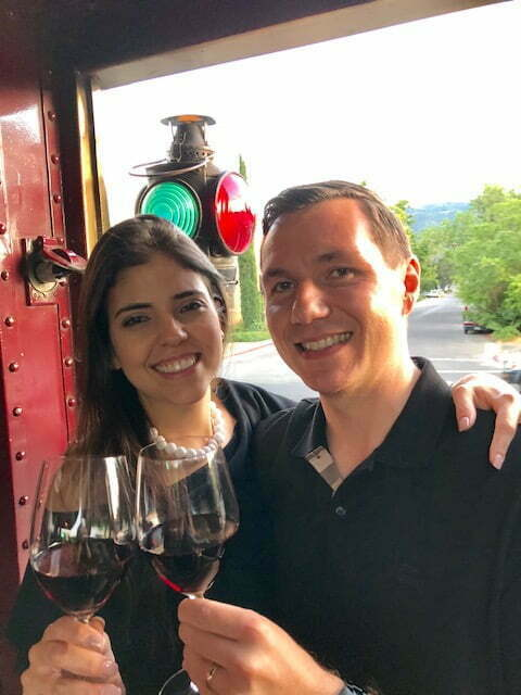 The Incredible Ride Aboard the Napa Valley Wine Train 5