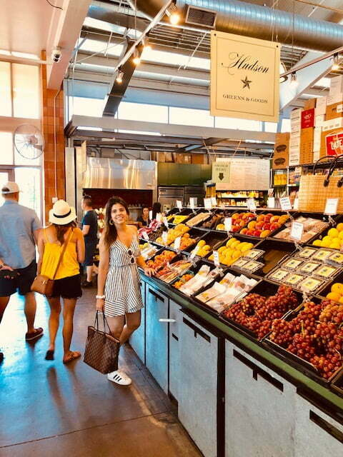 Shopping & Dining at Oxbow Public Market in Napa Valley 3
